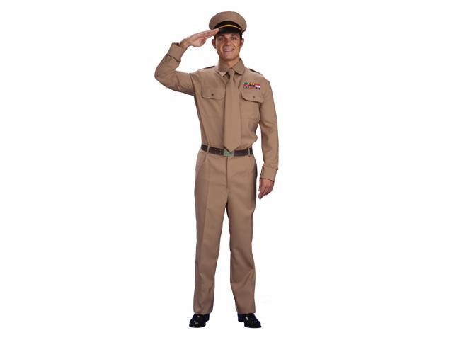 WWII Army General Costume Adult Standard