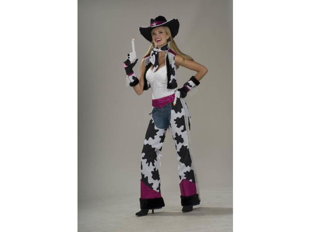 Glamour Cowgirl Adult Costume Standard