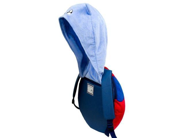 Bravest Warriors I Am Catbug Hooded Adjustable Backpack