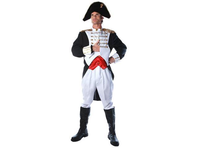 Napoleon Bonaparte French Military Costume Adult XX-Large