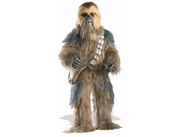 Supreme Edition Chewbacca Costume Adult Standard