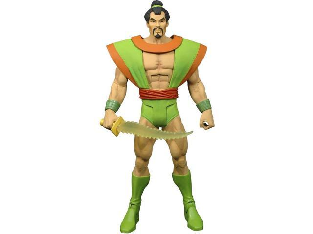 DC Universe Collect & Connect Figure: Samurai