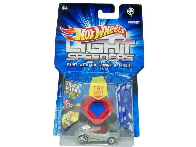 Hot Wheels Light Speeder Chicane
