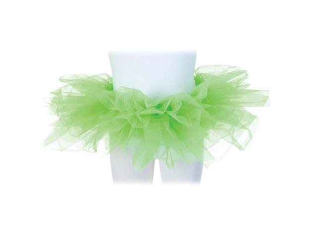 Tutu Costume Accessory Child: Neon Green One Size Fits Most