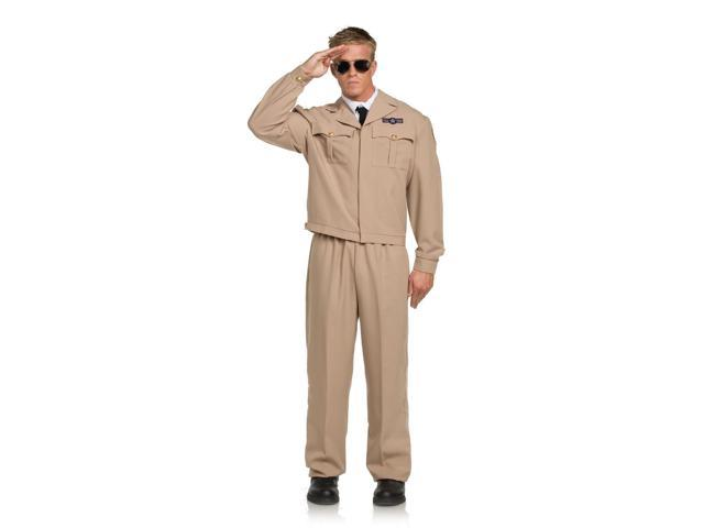 High Flyer Classic Military Suit Costume Adult One Size Fits Most