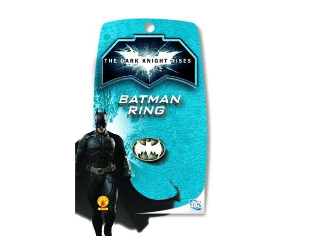 Batman Ring Costume Jewelry Adult One Size