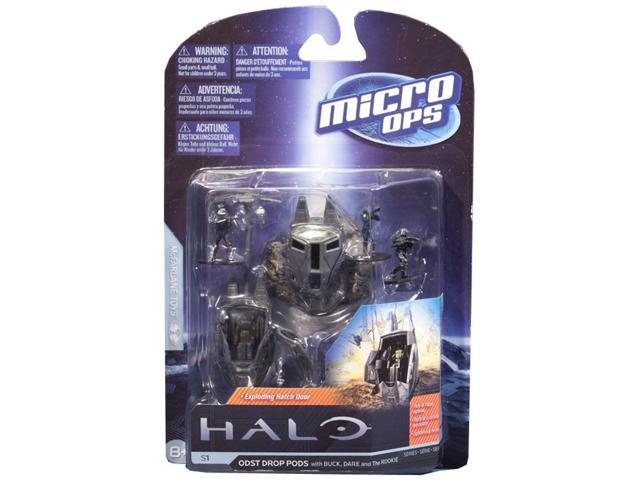 McFarlane Halo Micro Ops Series 1 Odst Drop Pods