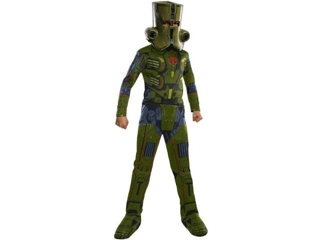Pacific Rim Jaeger Cherno Alpha Costume Child Large