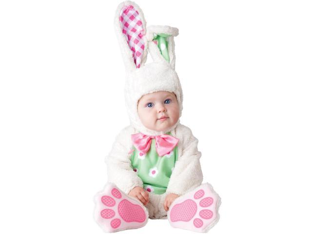Baby Bunny Costume Child Infant 0-6 Months