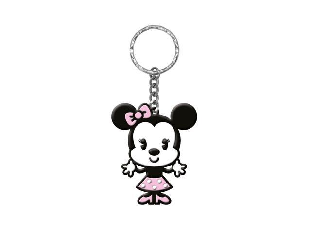 Disney Cuties Soft Touch PVC Key Ring: