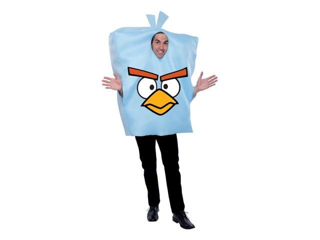 Angry Birds Space Ice Bomb Bird Costume Adult One Size Fits Most