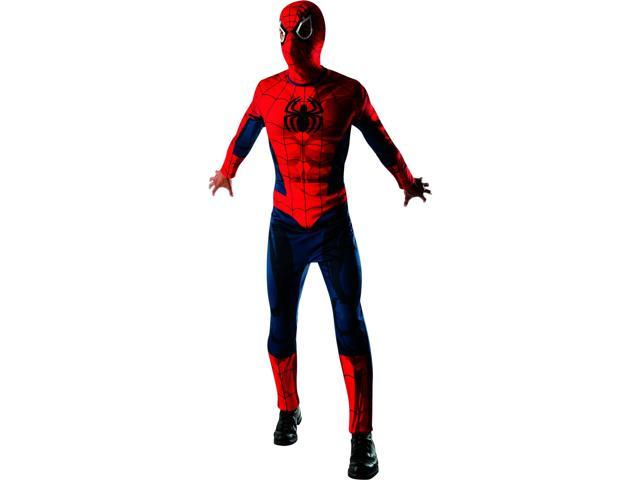 Marvel Spider-Man Adult Costume X-Large