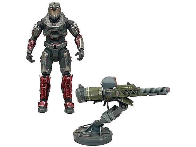 Halo Reach Warthog Gauss Cannon With Spartan Operator Figure