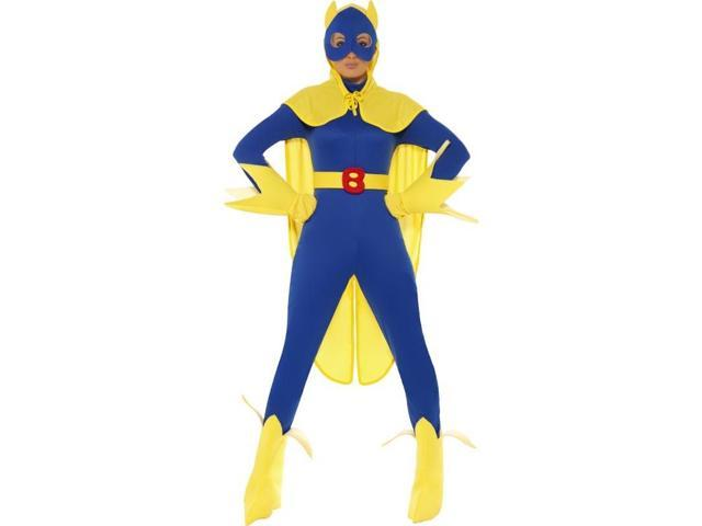 Bananaman Woman Costume Adult Small