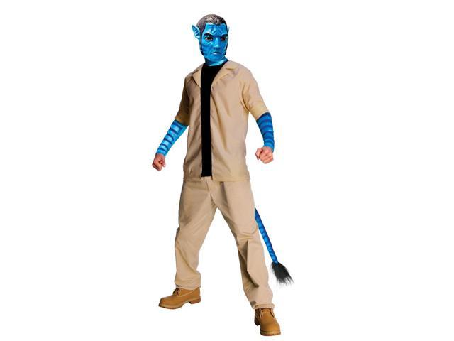 Avatar Jake Sully Costume Adult Standard