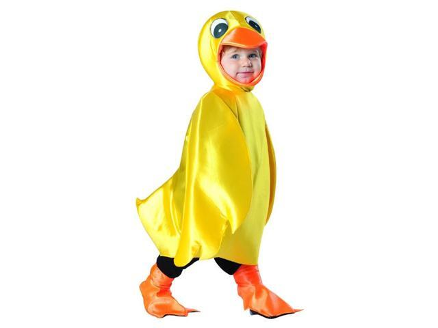 Yellow Ducky Costume Baby 18-24 Months