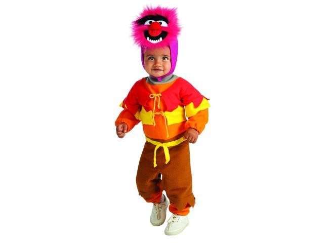 The Muppets Romper Animal Costume Baby 6-12 Months