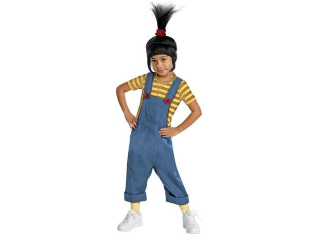 Despicable Me 2 Deluxe Agnes Costume Child Toddler Small