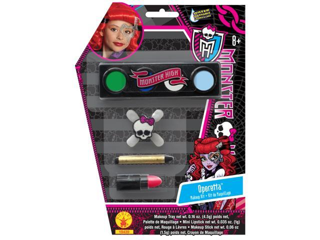Monster High Operetta Costume Makeup Kit One Size