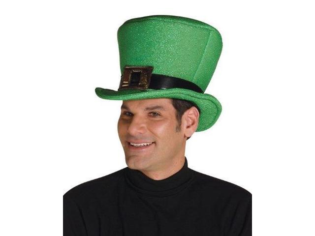 St. Patrick's Day Costume Irish Top Hat Adult One Size