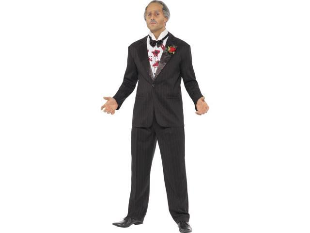 The Godfather Complete Adult Costume Suit Medium