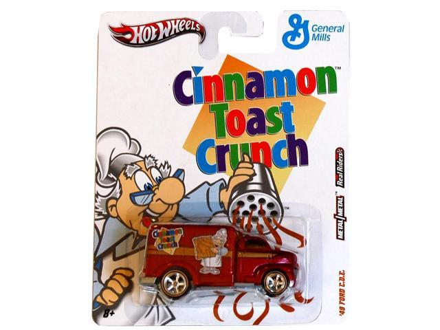 Hot Wheels Nostalgia Cars Cinnamon Toast Crunch 49 Ford COE