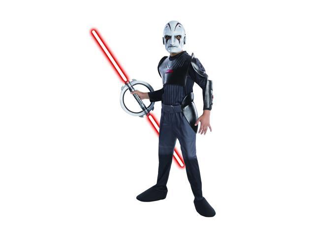 Star Wars Rebels Inquisitor Deluxe Costume for Boys