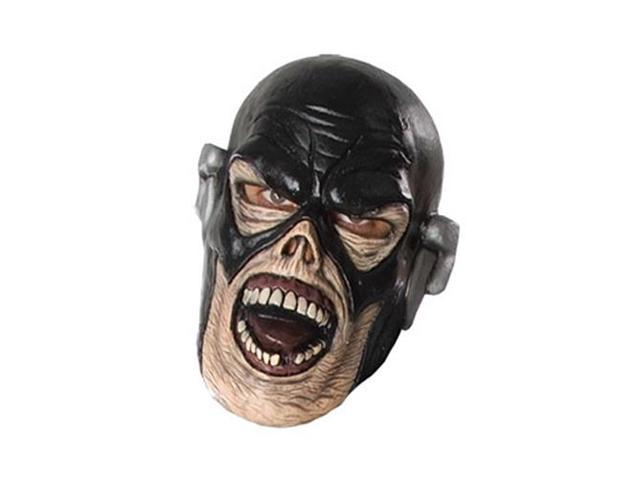 The Flash Zombie Deluxe Costume Latex Mask Adult One Size