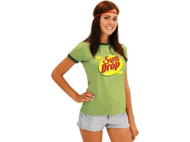 Sun Drop Women's Costume Kit Adult Small