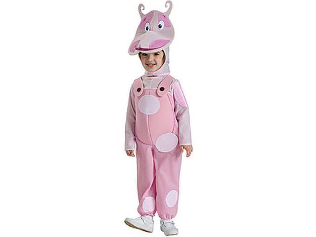 Backyardigans Uniqua Costume Child Toddler Small