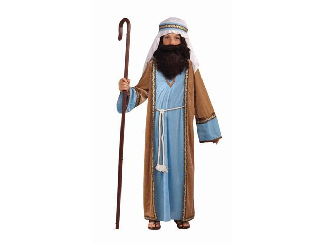 Deluxe Biblical Joseph Costume Child Small 4-6