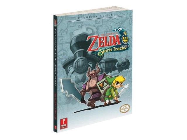 Legend Of Zelda Spirit Tracks Step By Step Guide