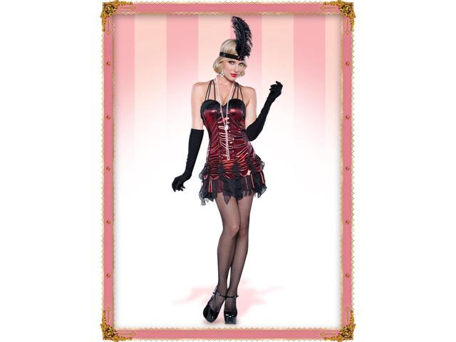Georgeous Gatsby Roaring 20's Adult Costume X-Small