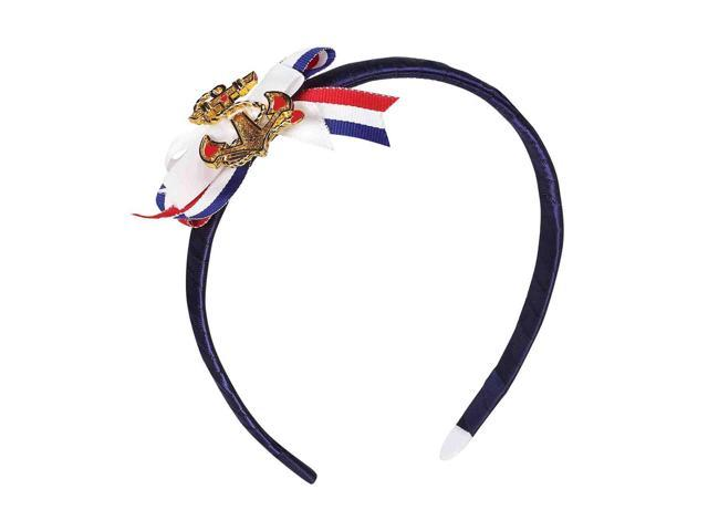 Lady In The Navy Costume Headband One Size