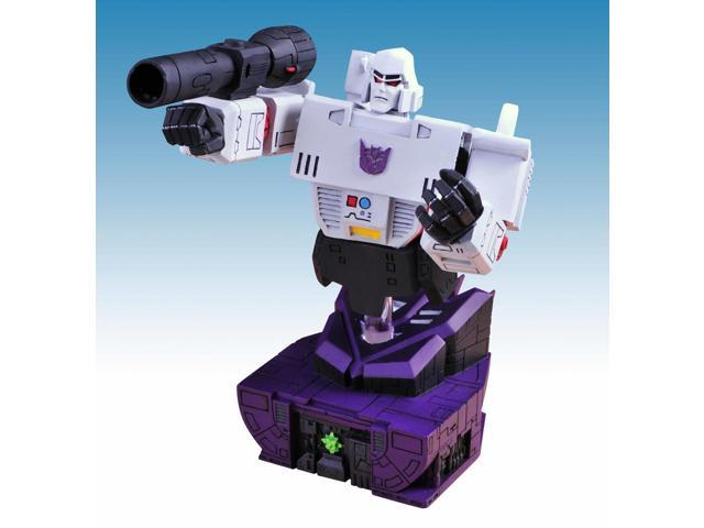 Sdcc 2009 Exclusive Transformers G1 Animated Megatron Bust