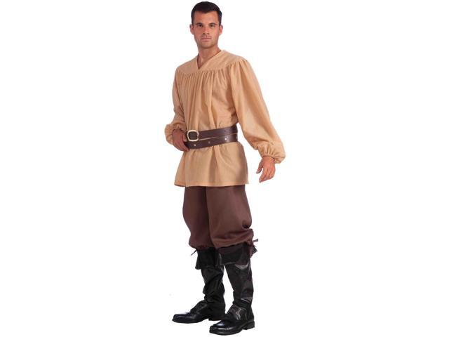 Brown Medieval Knickers Adult Costume Pants X-Large