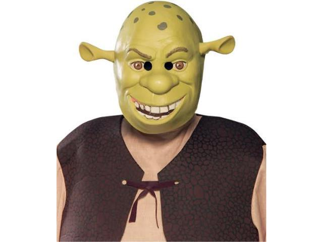 Shrek Vinyl Child Mask