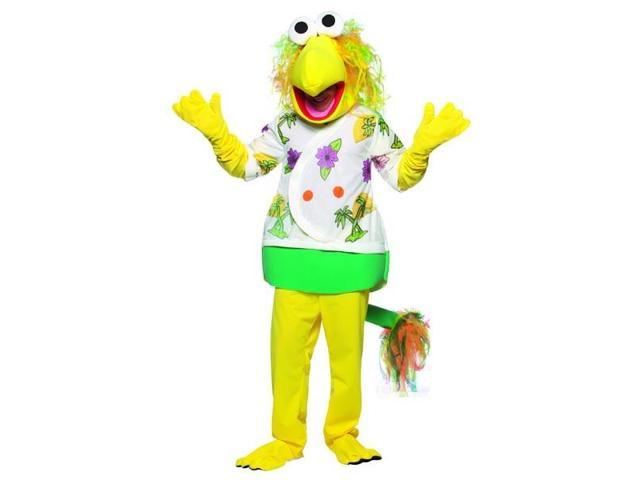 Fraggle Rock Wembly Costume Adult Standard
