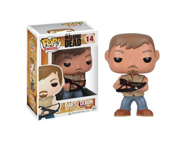 Funko Pop TV Walking Dead Vinyl Figure Daryl