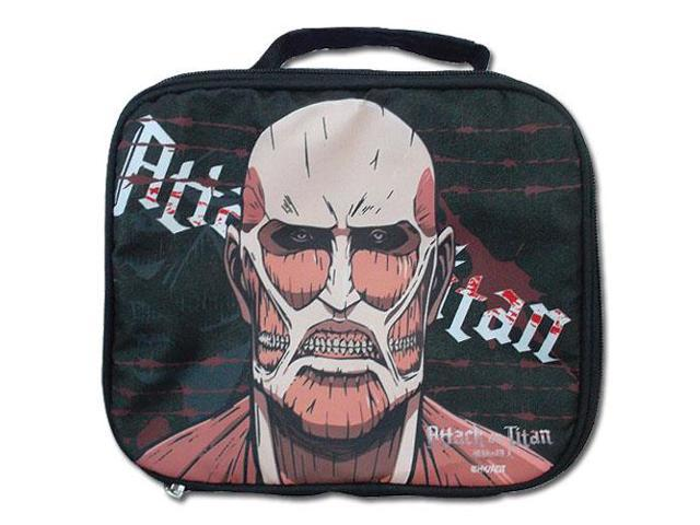 Lunch Bag - Attack on Titan - New Colossal Titan Anime Licensed ge11152