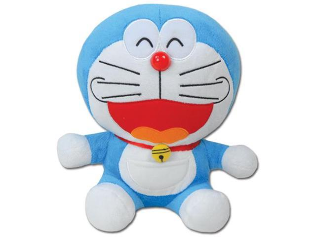 Plush - Doraemon - Doraemon Smiling 10'' Soft Doll Toys Anime Licnesed ge52027