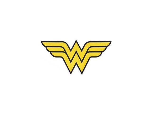 Patch - DC Comic - Wonder Woman - Logo Iron On 12 ...
