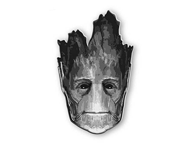Pin - Marvel - Guardians of the Galaxy The Groot Pewter Lapel Licensed 68179