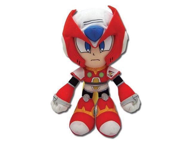 Plush - Mega Man X - New Zero 8'' Soft Doll Toys Anime Licnesed ge52527