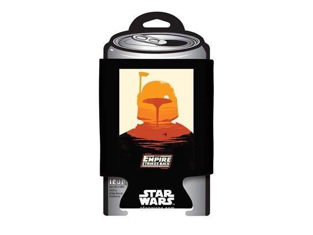 Can Huggers - Star Wars - Empire Strikes Back Boba Fett Huggie New 08614