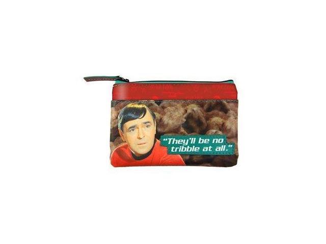 Coin Purse - Star Trek - Scotty Graphic New Toys Licensed ST-L110