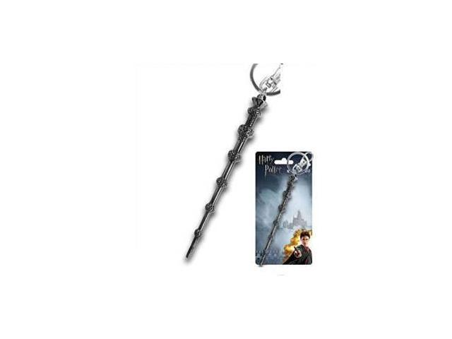 Harry potter pewter key ring dumbledore 39 s wand for Professor dumbledore wand