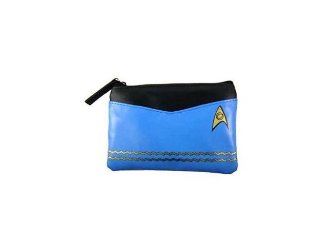 Coin Purse - Star Trek - Original Series Blue Uniform New Toys Licensed ST-L116