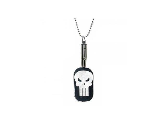 Necklace - Punisher - LED Dog Tag Anime Gifts Licensed dt1y1pmve