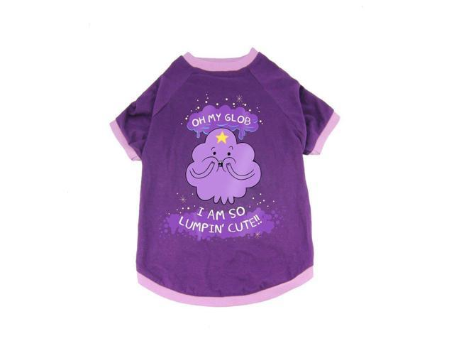 Pets Supply - Dog T-Shirt - Adventure Time BMO Lumpy Space Princess Tee-XL AT150